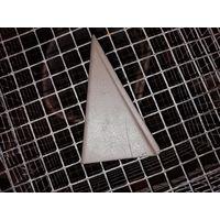 Лот 1229. Пластиковый треугольник на заднюю правую дверь Opel Vectra A. Старт с 1 рубля!