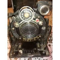 Фотоаппарат немекций Велта.примерно30 годы.