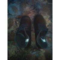 Кожаные мужские ботинки НОВЫЕ