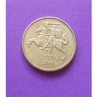 10 центов 2009 Литва #03