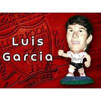 Luis Garcia LIVERPOOL 5 см Фигурка футболиста MC4488