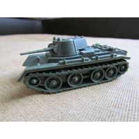 Не частый танк СССР. Новый! С рубля!