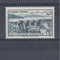 [750] Тунис 1949.Плотины,дамбы.