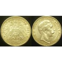 3 марки 1911 г Пруссия