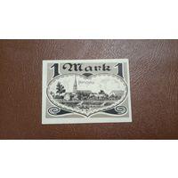 Германия / 1 марка / 1921 год / Herzlake
