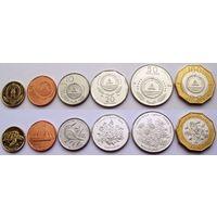 Кабо-Верде набор 6 монет 1994 UNC