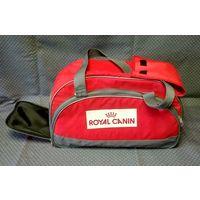 """Фирменная  """"ROYAL CANIN""""  сумка-переноска для небольших собак и кошек."""