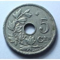 Бельгия, 5 сантимов 1931 год