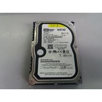 Жесткий диск SATA 74.3Gb WD WD740 (905900)