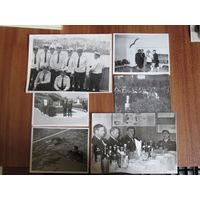 Фото.Офицеры Каспийского ВМФ училища.