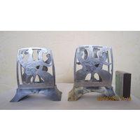 Салфетници (метал,пластмасса,птицы) цена за две.