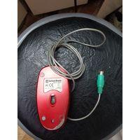 Лазерная мышь ps2, простая, в нормальном рабочем состоянии.