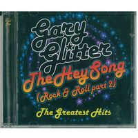 2CD Gary Glitter - The Hey Song (Rock & Roll, Pt. 2): The Greatest Hits (2011)  Glam