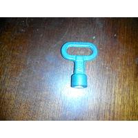 Спецключ (можно открывать двери в туалет вагонов, электричек)
