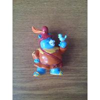 "Медведь Толстун Гамми из мультсериала ""Мишки Гамми"" (Gummi Bears - TUMMI GUMMI). Производство Applause (Kellogg's), Walt Disney collection. 1985г. (возможен обмен)"