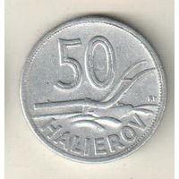 Словакия 50 геллер 1943