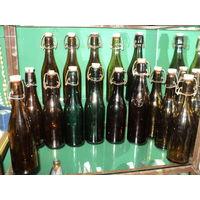 Старые пивные бутылки Германия