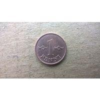 Финляндия 1 пенни, 1967г. (Б-3)