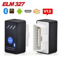 Адаптер ELM327 Bluetooth v 1.5 с кнопкой