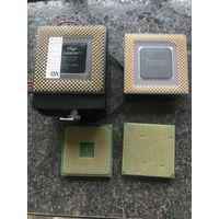 4 процессора одним лотом б/у в хорошем состоянии