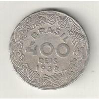 Бразилия 400 рейс 1938