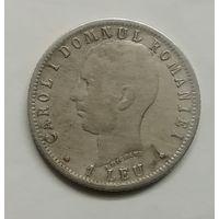 Румыния 1 лей 1906 г