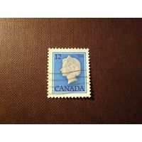 Канада 1977 г.Королева Елизавета II.