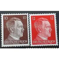12.1942 - Портрет Адольфа Гитлера выпуск декабрь 1942 г.
