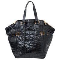 Любимица Голливудских див-культовая сумка Yves Saint Laurent Downtown в идеальном состоянии. Натуральная кожа