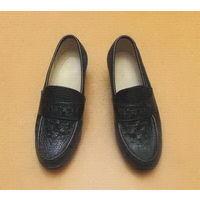 Женские туфли из натуральной кожи. Р-р 36. Чёрные.