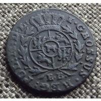1 грош 1787 Понятовский