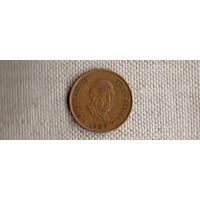 ЮАР 2 цента 1982/фауна(Ab)