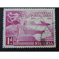 Нигерия 1949 г.