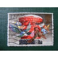 Рождество Почта