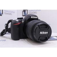 Зеркальная камера Nikon D3200 Kit 18-55mm (24 Мп, Full HD). Гарантия