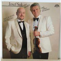 Josef Suk. Vaclov Hybs Orchestra. Mint