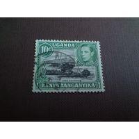 Британская колония Кения , Уганда, Танганьика 1949/50 гг.Георг -VI.