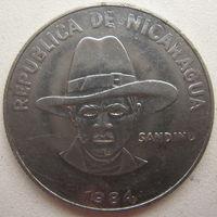 Никарагуа 1 кордоба 1984 г. (u)
