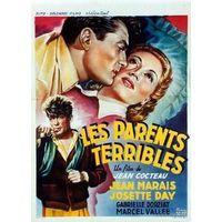 Ужасные родители / Les parents terribles (Жан Кокто / Jean Cocteau)  DVD9