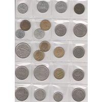Монеты Испании (1941-2010). Возможен обмен