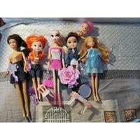 Лот куклы