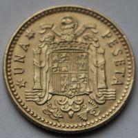 1 песета 1975 (76) Испания