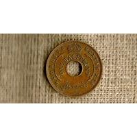Британская Западная Африка 1/2 пенни 1952 /Редкая//(ON)