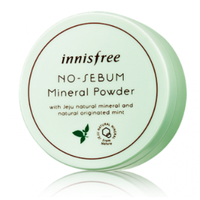 Пудра рассыпчатая INNISFREE No Sebum Mineral Powder 5g