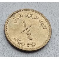Оман 1/4 риала, 1980 8-2-11
