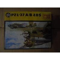 Модель самолета ZTS PZL-37 A/B LOS
