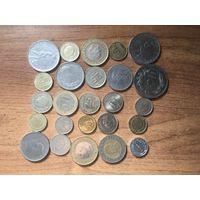 Лот монет Турции