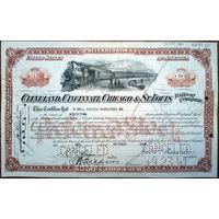 Cleveland Cincinnati Chicago & St. Louis Railroad, 1940 год