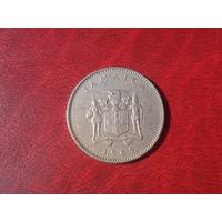 10 центов 1969 год Ямайка