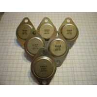 Транзистор KU608, TESLA.